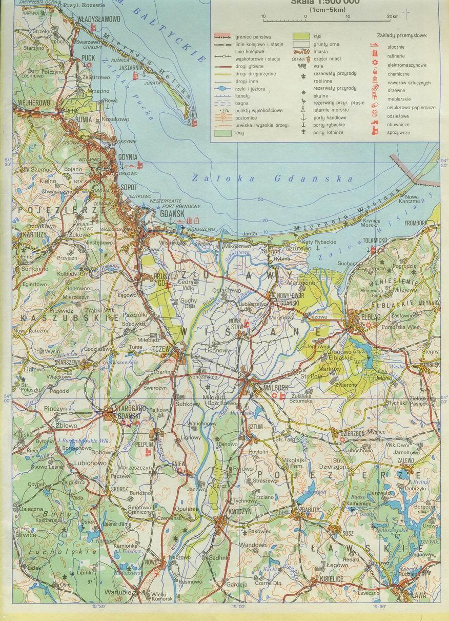 Freystadt Kisielice Mapy Plany