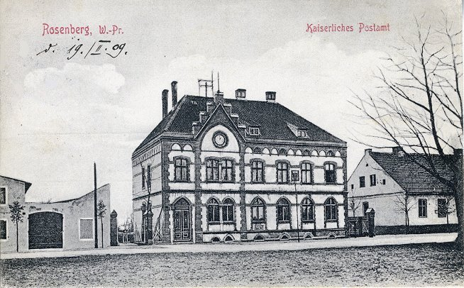 Rosenberg Westpreußen